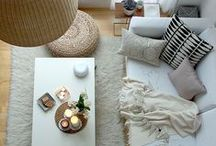 A Cosy Nesty Lounge / by Georgina Cook