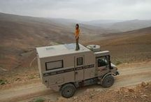 Overlanding & expedition vehicles / by EQUIPnTRIP
