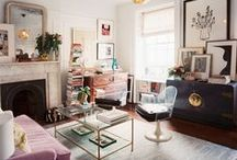 INTERIORS // studio apartments / by Caitlin Brown Interiors