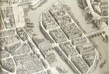 Cartes et histoire des villes