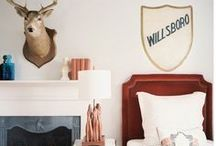 INTERIORS // kids room / by Caitlin Brown Interiors