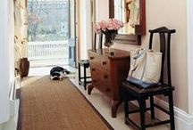 INTERIORS // entryway / by Caitlin Brown Interiors