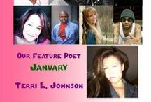 The Year of the Poet  ICP Poetry Posse / Enjoy the diversity, thought provoking poems and fresh perspectives from: The Year of The Poet Posse (2014-2015): Jamie Bond, Gail Weston Shazor, Albert Infinite Carrasco, Siddartha Beth Pierce, Janet P. Caldwell, June 'Bugg' Barefield, Debbie M. Allen, Tony Henninger, Joe DaVerbal Minddancer, Robert Gibbons, Neetu Wali, Shareef Abdur-Rasheed, Kimberly Burnham, Ann White, Jackie Allen, Teresa E. Gallion, Katherine Wyatt, Hulya N. Yilmaz, Keith Alan Hamilton, Fahredin Shehu, William S. Peters, Sr