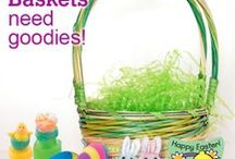 Hop, Hop, Hoppy Easter! / Everything you need for a basket full of smiles! / by SmileMakers