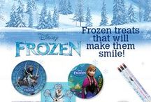 Get Frozen! / Ideas to plan a Frozen themed party!