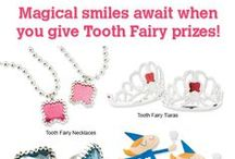 It's the tooth fairy! / How to reward children when they lose teeth!