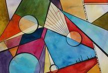 Carolyn Weir's Watercolors