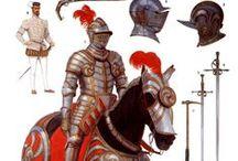Costume Militaire - Renaissance