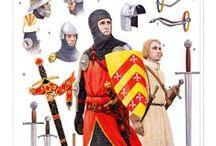 Costume Militaire - Moyen Age