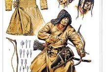 Costume Militaire - Orient/Asie