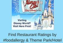 AllergyEats Walt Disney World Guide / AllergyEats has a DEDICATED website just for Walt Disney World! Consult it before you go to find #foodallergy ratings for each park, hotel, and EPCOT World Showcase.