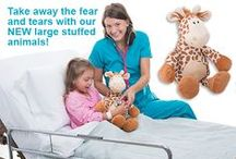 Caring about your Patients / Fun Dental and Medical Office Decorations and Aids from SmileMakers