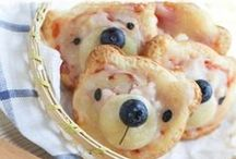 Loving Savoury Kids Party Food / Savoury children's party food ideas and recipes.