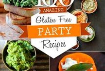 Loving Gluten free kids party / Gluten free children's party ideas, food and recipes.