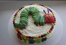 Loving Very Hungry Caterpillar Party