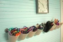 Organize Your Classroom / Classroom organization is key! Here are some cool classroom organization tips. / by Teaching Channel