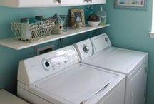 Home - Laundry Room / by Caroline Kelly