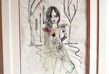 freestyle Embroidery Dark fairytales