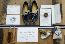 coastal, beach & nautical weddings / All things nautical, coastal or beach wedding related! / by Sara Skinner Scarlet Plan & Design