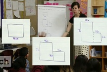 CCSS - Math / Resources for using the Common Core State Standards for math classrooms. Videos of math teachers and math lesson plans all aligned to the Common Core.