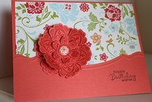 Cards, Bags, Boxes and Tags! / Stampin up  / by Laura James