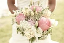 bouquets & boutonnieres  / by Sara Skinner Scarlet Plan & Design
