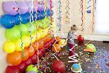Party Time / by Chantal Benoit
