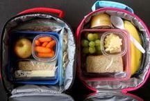 Lunch Ideas  / by Candee 'Dieman' Estenfelder