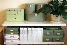 Organize It / by Chantal Benoit
