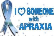 Understanding Apraxia (CAS) / by Chantal Benoit