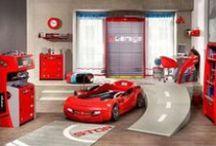 Boys Bedroom / Boys bedroom ideas / by Chantal Benoit