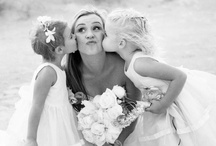 flower girls :)  / by Sara Skinner Scarlet Plan & Design