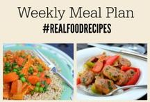 Recipes: Meal Planning / Menu plans featuring wholesome nutritious recipes using primarily real, whole foods. #realfood #realfoodrecipes #mealplanning  / by Jo-Lynne Shane