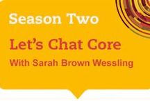 Let's Chat #CCSS / Let's chat about the #CCSS!
