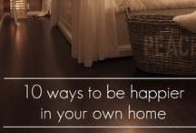 Happy Home / by Mandy McKnight