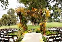 Backdrops & Ceremony Decor / by Sara Skinner Scarlet Plan & Design
