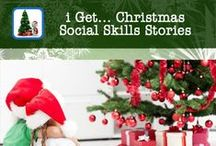 i Get... Christmas Social Skillls Stories / i Get .. Christmas Social Skills Stories is an application providing a photo social skill story for individuals that need support in understanding the process of Christmas. Thirty pages with real picture images are used to illustrate the sequence of events