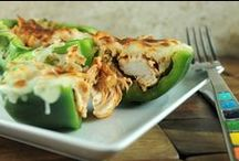 Low Carb Goodness / #SkinnyTaste #Healthy  / by Chantal Benoit