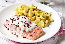 Recipes: Seafood / Seafood Recipe Ideas / by Jo-Lynne Shane