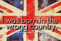 I love the British!
