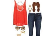 Style: Summer Fashion / Wearable & stylish looks for summertime! / by Jo-Lynne Shane
