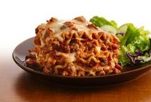 Yummies - Pasta/Pizza / by Caroline Kelly