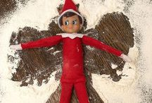 Seymour: Elf on the Shelf Inspiration