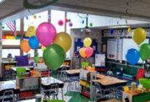 Creative Classroom Setups / Fun ideas for classroom layout and organization!