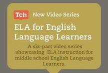 English Language Learning (ELL) / Helpful tips for teaching ELL classes / by Teaching Channel