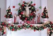 Christmas Decorating Ideas / inspiration for holiday decorating / by Jo-Lynne Shane