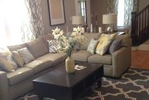 Home - Living Room / by Caroline Kelly