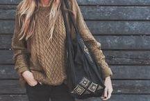 Fall & Winter Fashion / by Chantal Benoit