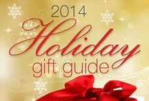 Holiday Gift Guide 2014 / The ultimate guide for finding fabulous gift ideas for everyone on your Christmas list. / by Jo-Lynne Shane