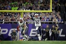 2015 Super Bowl / Just when all appeared lost, the New England Patriots win their fourth Super Bowl in highly dramatic fashion, 28-24, over the defending champion Seattle Seahawks. / by The Patriot Ledger
